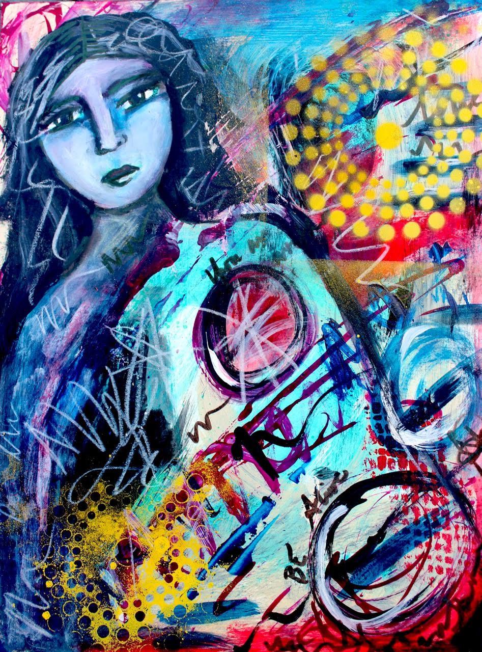 Be Alive by Stephanie Gagos